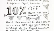 The Otford Emporium – 10% off on Spring Bank Holiday