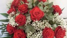 Valentines Day Flowers Open Sunday 14th Feb 2016,from Denise Thompson,One of Kents leading florist's in Otford,Sevenoaks.