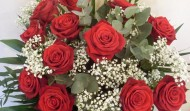 Valentines Day Flowers Open Friday 14th Feb 2020,from Denise Thompson,One of Kents leading florist's in Otford,Sevenoaks.Kent.
