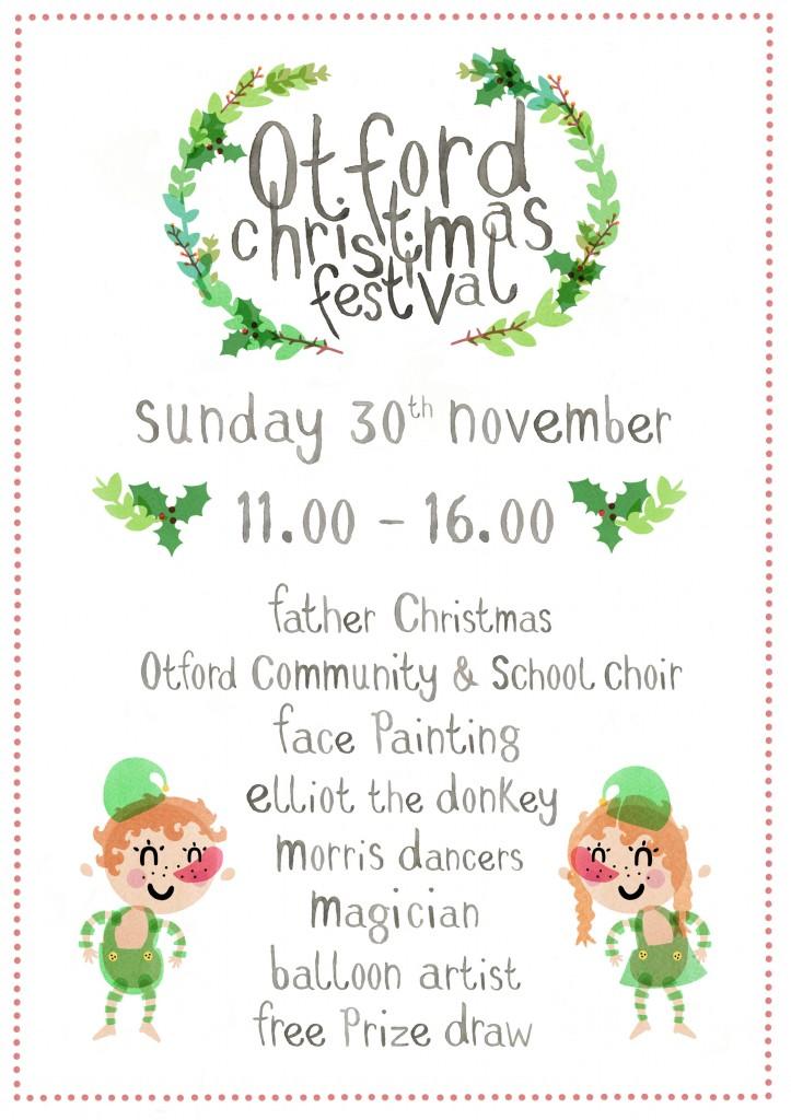 Otford Christmas Festival