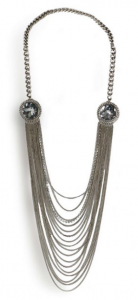 Crystal Chain Necklace £35