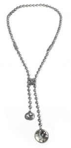 Crystal Drop Necklace £35