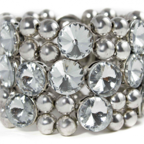 Crystal Set Cuff £40