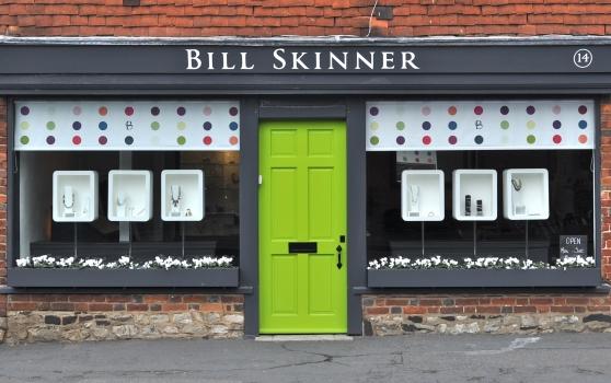 Bill Skinner Shop
