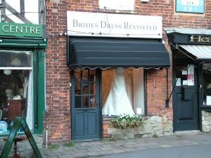 Brides Dress Revisited Otford Shopping Sevenoaks Kent
