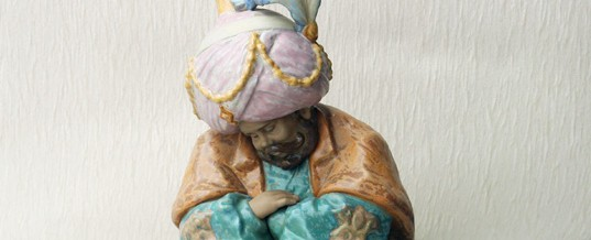 """Otford Antiques Item of the Month: Lladro """"Sultan's Dream"""""""