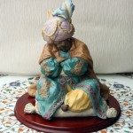 Lladro Sultan's Dream