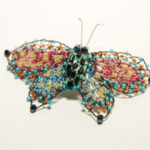 Butterfly Brooch £49.95