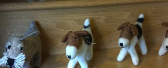 These fab mutts have invaded the shop! At £15.50 each they are just too cute to leave on the shelf! Visit us in Otford, near Sevenoaks!
