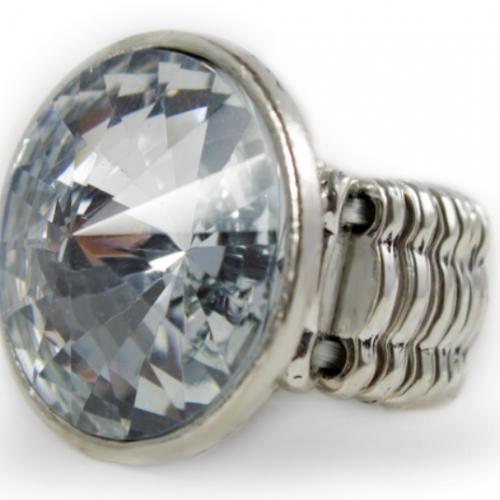 Crystal Set Ring £11