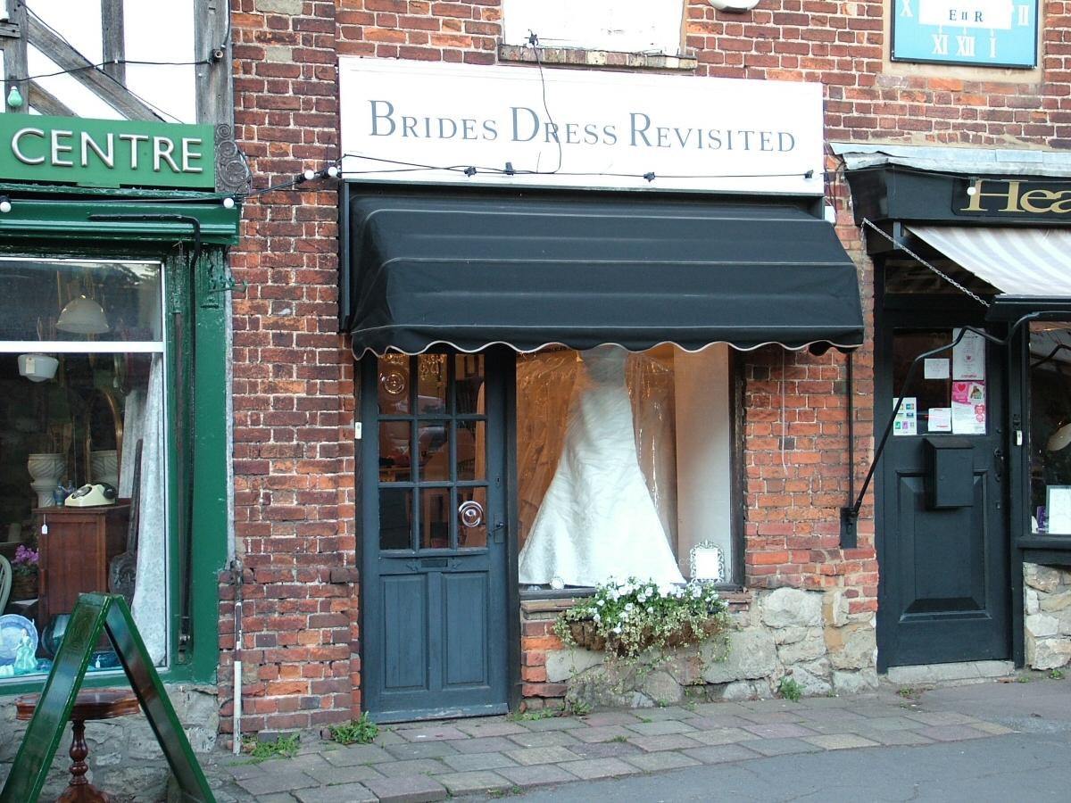 Brides Dress Revisited
